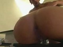 Tight Asian Double Pounding