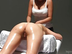 Hegre art - Multi orgasmic massage