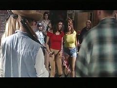Lesbian dildofight