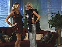 Briana Banks and her lesbian friends