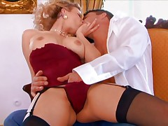 Tarra White and Toni Ribas so horny