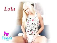 Lola likes sex