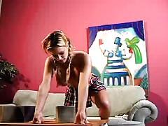 Hot Venessa in action 3
