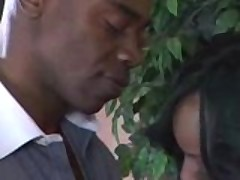 Jada Fire is ass pounded