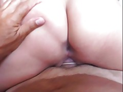Nailing a young amateur pussy