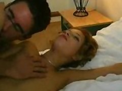 Wife tries anal for the first time
