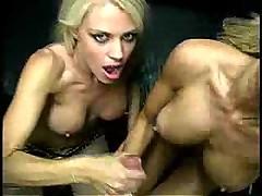 Tawny Roberts and Gina Lynn's sex tape