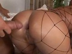Anal Angelina Crow in the middle!