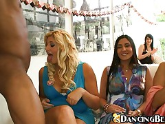 Naughty women having a private party