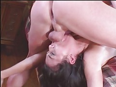 Horny chick and her dicks