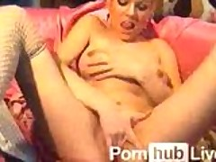 BEST4U from Pornhublive Plays With Her Pussy