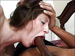 Big black dick first time checks her holes