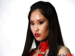 Davon Kim is a damn hot Asian babe