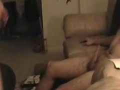 Hot Couch Times with hot couple!