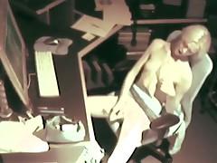 Hidden Voyeur Cam Catches Petite Blonde Masterbating at