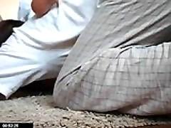 Carpet munching couple