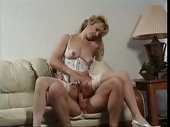 Blond COUGAR Mia Takes Some Rough Rectal Sex
