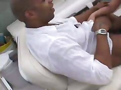 Big titted Blonde Works Black Dick