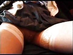 Swedish redhead Amandla loves sex in public