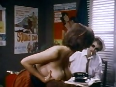 John Holmes Seduces 3 Big breasted Whores