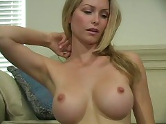 Heather Vandeven Teases You For Your Cum
