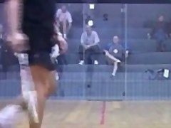Public Nudity Presents: Racquetball!