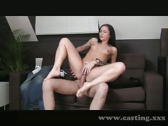 She is fucked hard to get the part