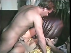Muscle Bound Stud Gets Blown