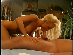 Yummy Blond Pornstar Takes Hard Anal Sex