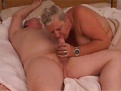 Mature BBW BB Loves To Swallow Load