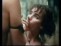 Apeman and Jane fuck in the jungle