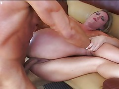 Harmony likes her pussy filled