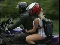 Cheating with a bikerboy