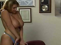 2 big tits girl
