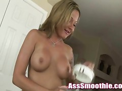 Sophia - Drinks Her Ass Smoothie
