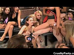 Cruelty Party - Bachelorette Party Passions