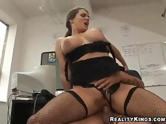 Elle Cee - Big Tits Boss - Shot Caller