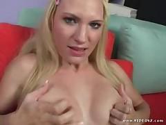 Skyla Banks - Swallow My Sperm POV #2