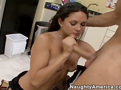 Danny Mountain Vs Stephanie Swift - Naughty Office
