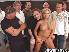 Fan Favorite Jasmine Came To Town For A Visit With Dirty D And To Get A Taste Of Some Tampa Bukkake