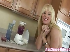 Heidi Mayne - Drinks Her Ass Smoothie