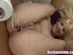 Heidi Mayne - Drinks Her Ass Smoothie