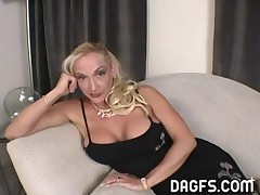 Lexi -   Lexi The Busty MILF Loved Being Featured In Her First Hardcore Anal Scene