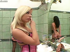 Sandra Parker And Vanessa Hill - Domination Zone #1 - Scene 2