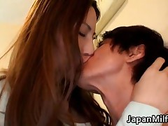 Extremely Horny Japanese MILFS Sucking And Fucking Hard Cock Cock JAV 2 By JapanMilfs