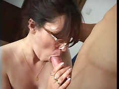 58Plus - Melissa - Part 1