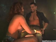 Renae Cruz - Oye Loca Latinas - The Brazilian Showgirl
