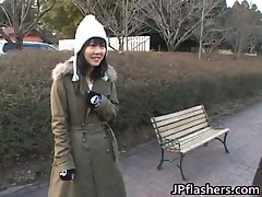 Japanese Flasher Gets Some Hard Core Sex 3 By JPflashers