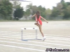 Asian Amateur In Nude Track And Field Events 8 By JPflashers