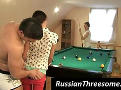 Horny Russian Teens Gets Pussies Fingered